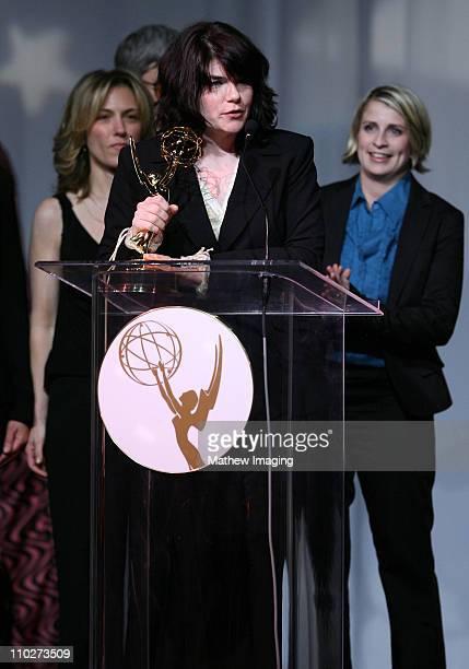 Winner for Outstanding Special Class Writing for the Ellen DeGeneres Show Alison Balian Karen Kilgariff Liz Feldman*exclusive*