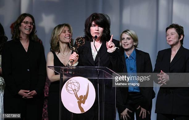 Winner for Outstanding Special Class Writing for the Ellen DeGeneres Show Karen Anderson Alison Balian Karen Kilgariff Liz Feldman and Margaret...
