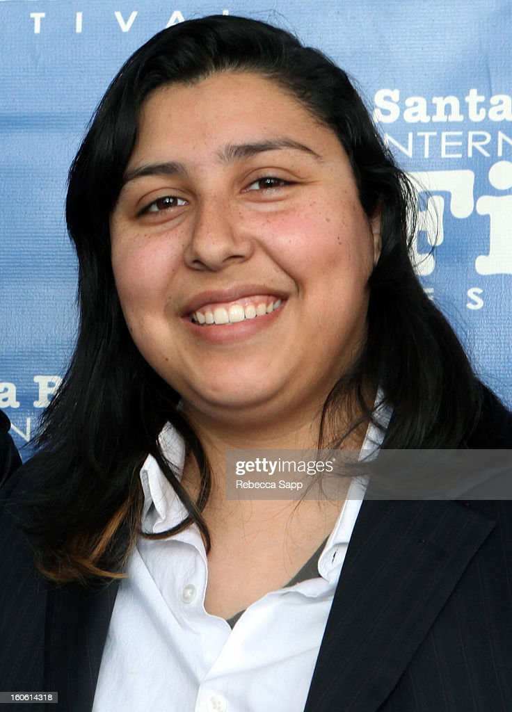 10-10-10 winner Gabriella Guillen attends the 28th Santa Barbara International Film Festival Awards Breakfast on February 3, 2013 in Santa Barbara, California.