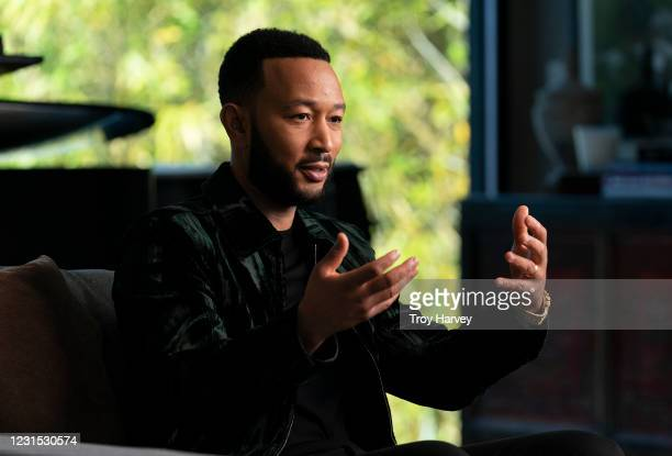 Winner John Legend in ABC News Soul of a Nation airing Tuesday, March 2 at 10PM ET on ABC. JOHN LEGEND