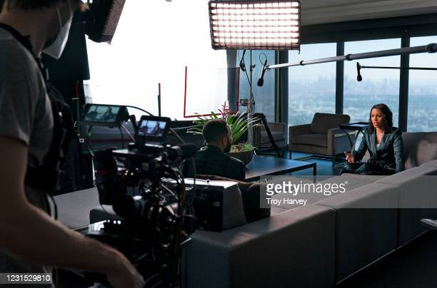 Winner John Legend sits down for an interview with ABC News Correspondent Adrienne Bankert in Soul of a Nation airing Tuesday, March 2 at 10PM ET on...