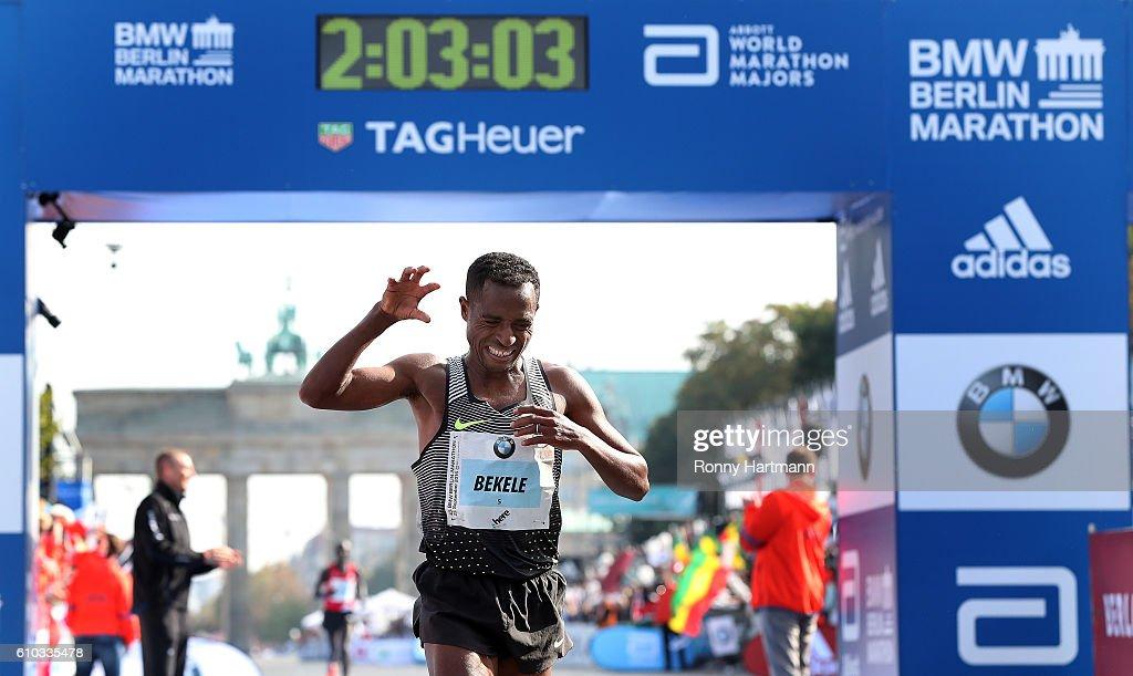 Berlin Marathon 2016 : News Photo
