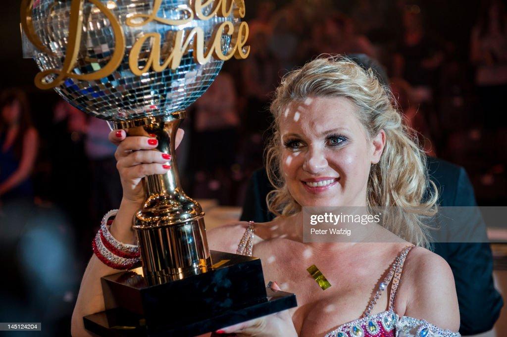 'Let's Dance' Finals : Nachrichtenfoto