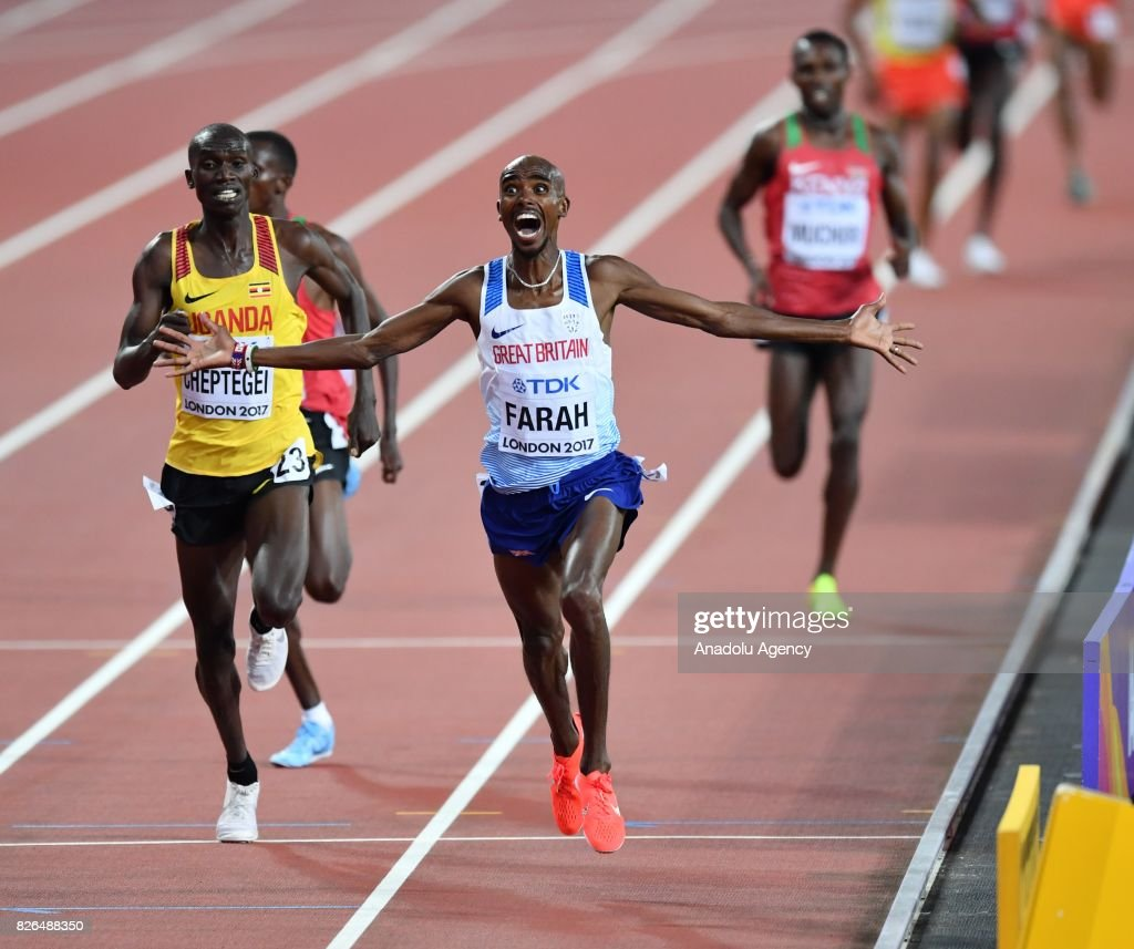 IAAF Athletics World Championships London 2007 : News Photo
