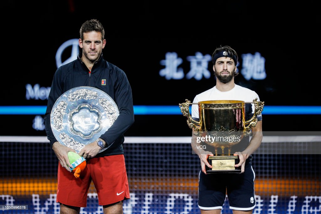 2018 China Open - Day 9 : News Photo