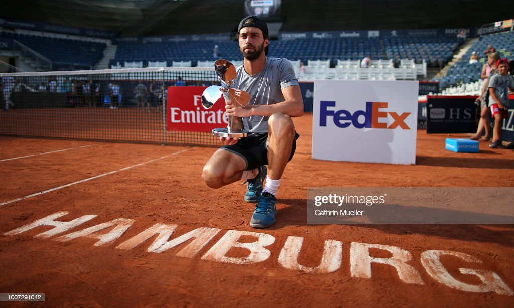 German Tennis Championships Rothenbaum 2018 Final : News Photo