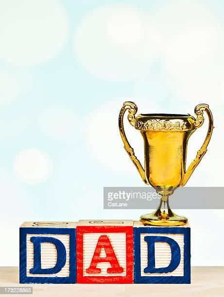 Winner of Best Dad Award