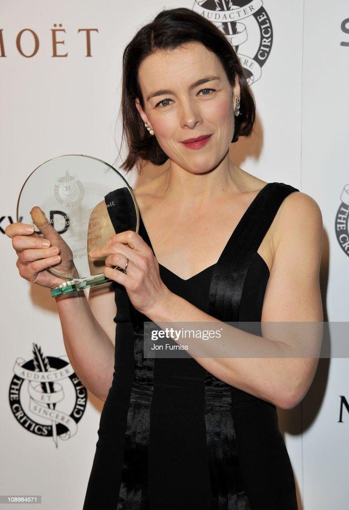 The 31st London Film Critics' Circle Awards - Press Room