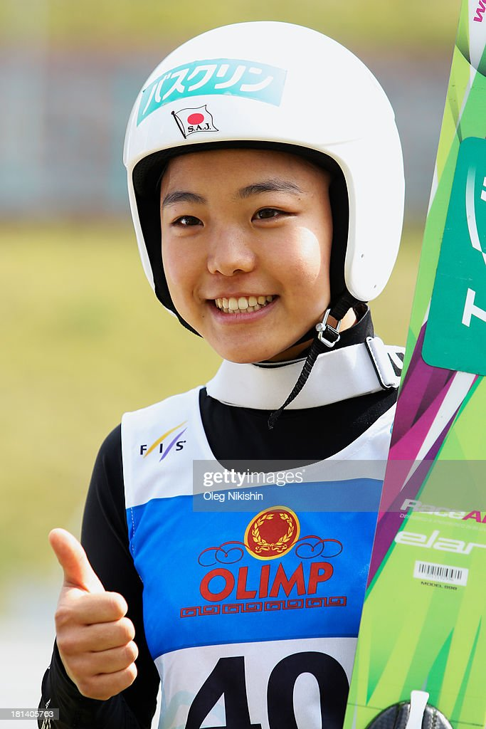 FIS Summer Ski Jumping - Day 1