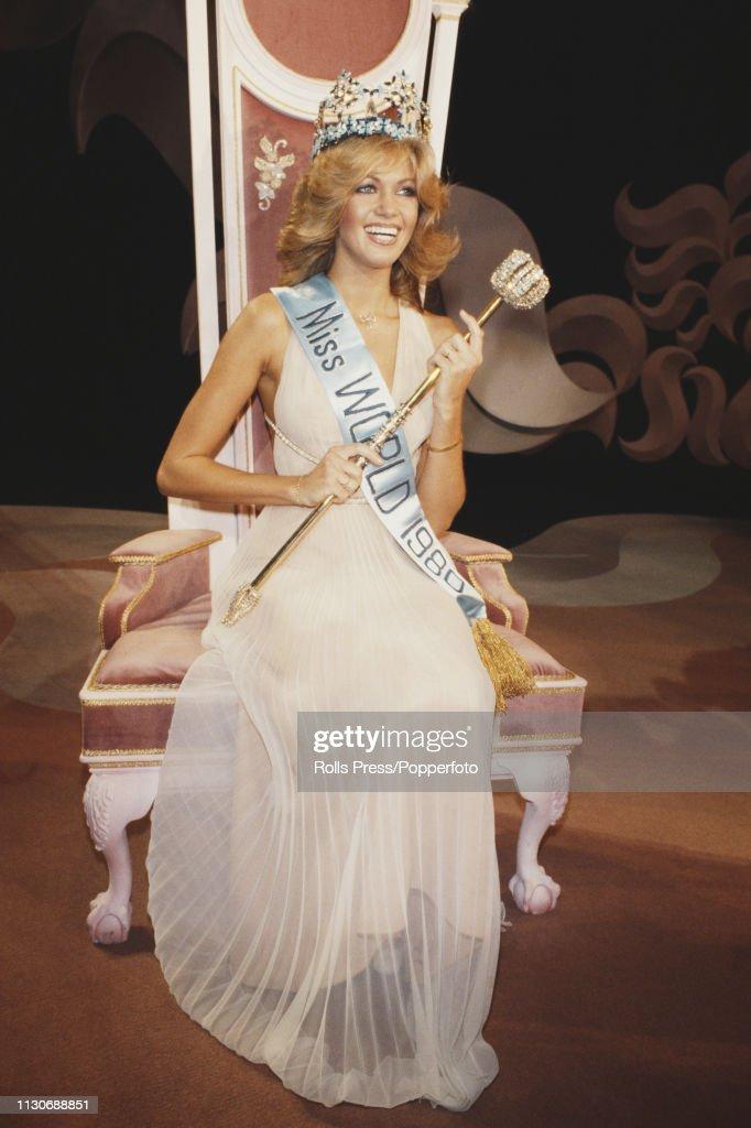 Gabriella Brum Crowned Miss World : Foto di attualità
