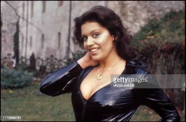 Winner of PenthouseGirl of the year 1981 Monika Kaelin