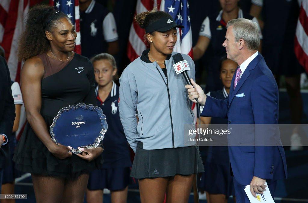 2018 US Open - Day 13 : Foto di attualità
