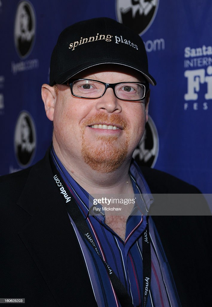 Winner of the 'Audience Choice Award' for the film 'Spinning Plates' director Jospeh Levy attends the 28th Santa Barbara International Film Festival on February 3, 2013 in Santa Barbara, California.
