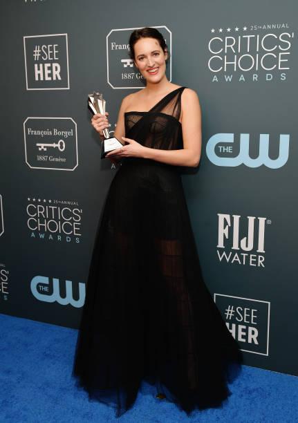 CA: 25th Annual Critics' Choice Awards - Press Room