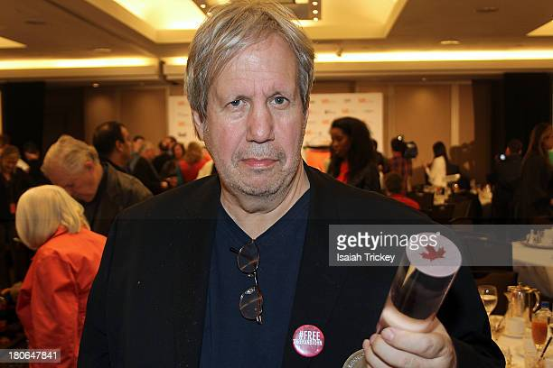 Winner of the Canada Goose Award for Best Canadian Feature Film for 'When Jews Were Funny' filmmaker Alan Zweig attends the 2013 Awards Brunch at the...