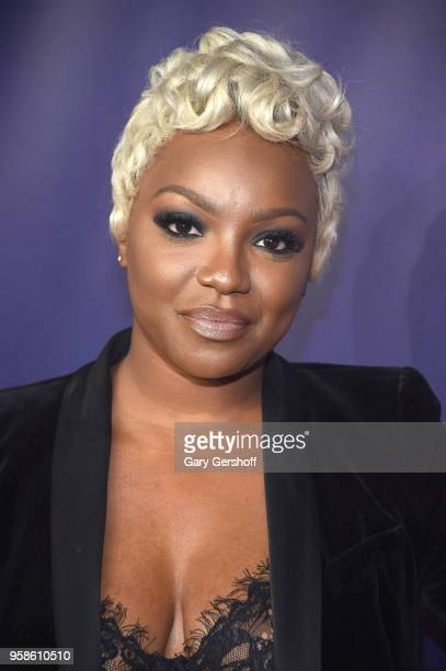 Winner of the Fashion Beauty Award Tiarra Monet attends the 22nd Annual Webby Awards at Cipriani Wall Street on May 14 2018 in New York City