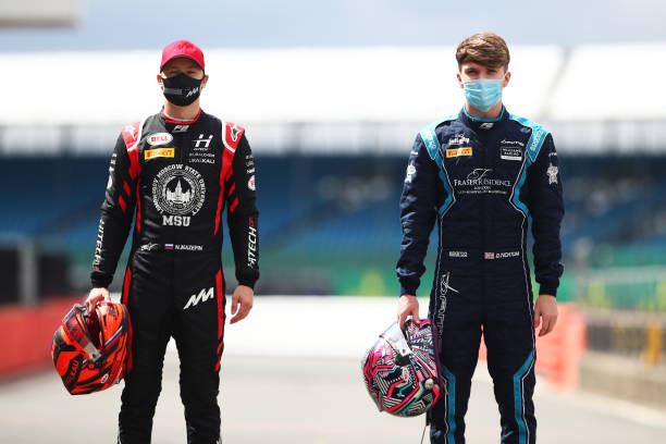 GBR: Formula 2 Championship - Round 5:Silverstone - Previews
