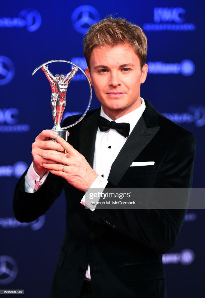 Winners Press Conference and Photocalls - 2017 Laureus World Sports Awards - Monaco