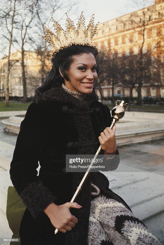 Miss World 1970 : News Photo