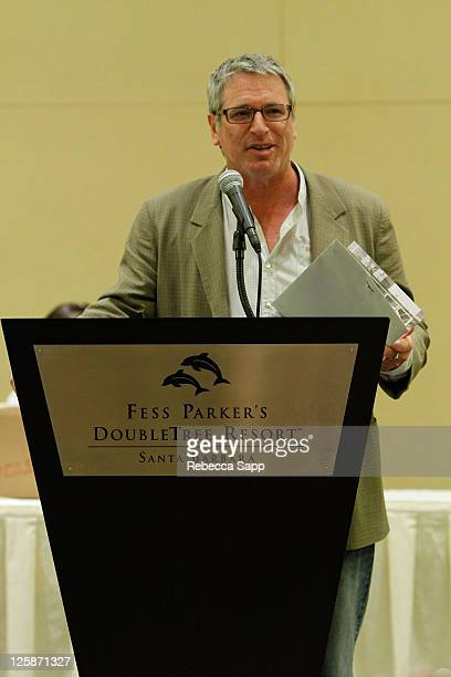 Winner of The Panavision Spirit Award for Independent Cinema Face to Face Director Michael Rymer attends the Awards Press Conference held at the Fess...