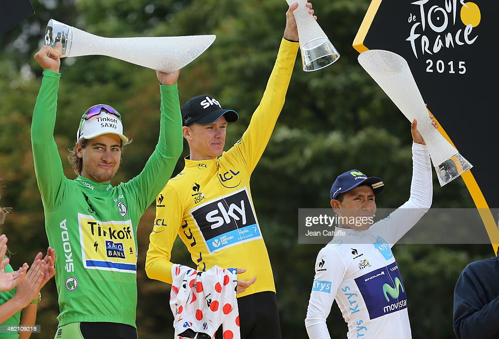 Le Tour de France 2015 - Stage Twenty One : News Photo