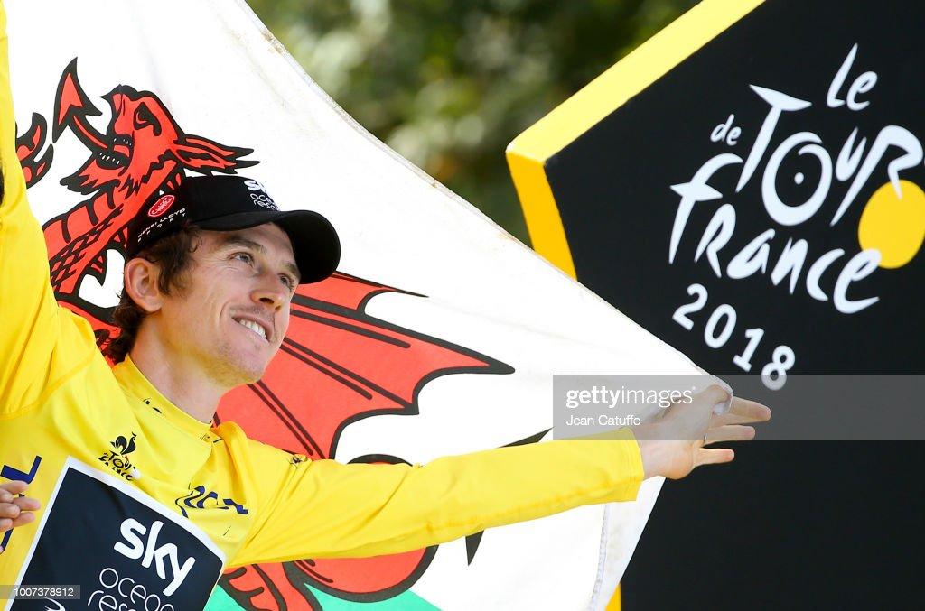 Le Tour de France 2018 - Stage Twenty One : News Photo