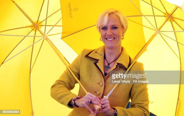 Winner of the Veuve Clicquot Business Woman of the Year Award Laura Tenison MBE the founder and Managing Director of JoJo Maman Bebe in London