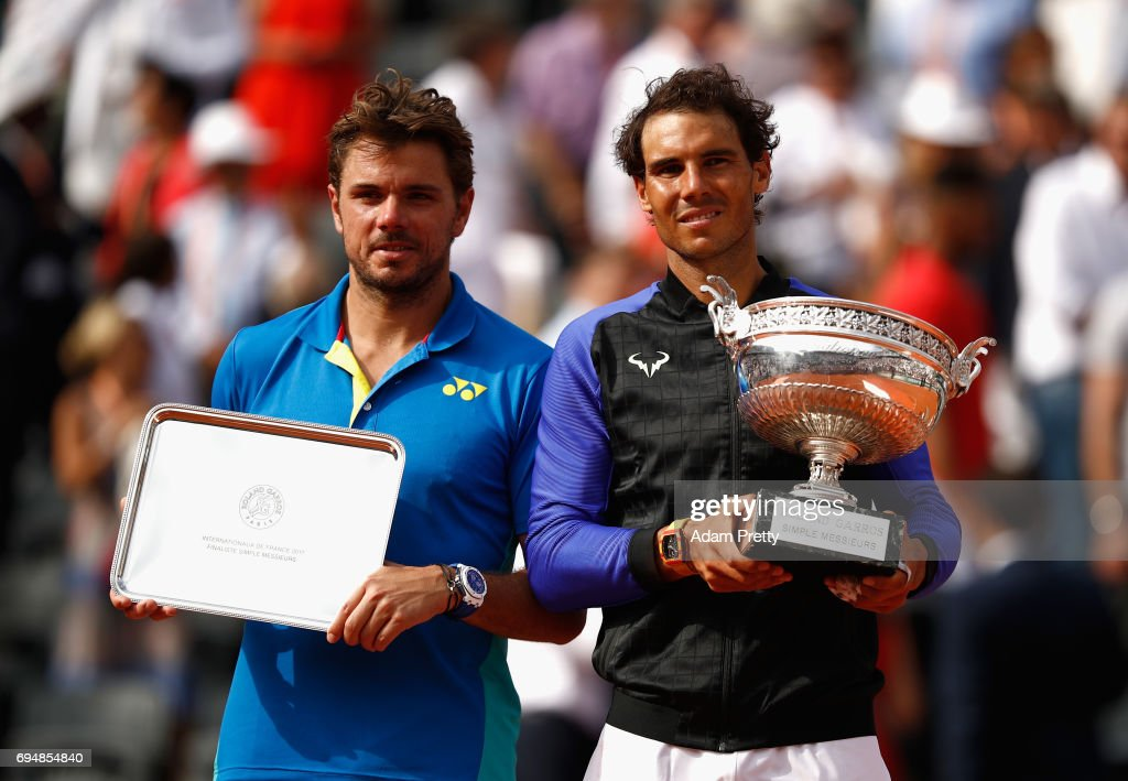 2017 French Open - Day Fifteen : ニュース写真