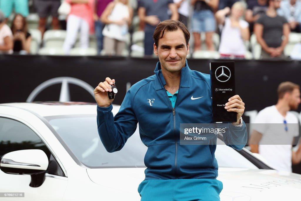 Mercedes Cup Stuttgart - Day 7 : News Photo
