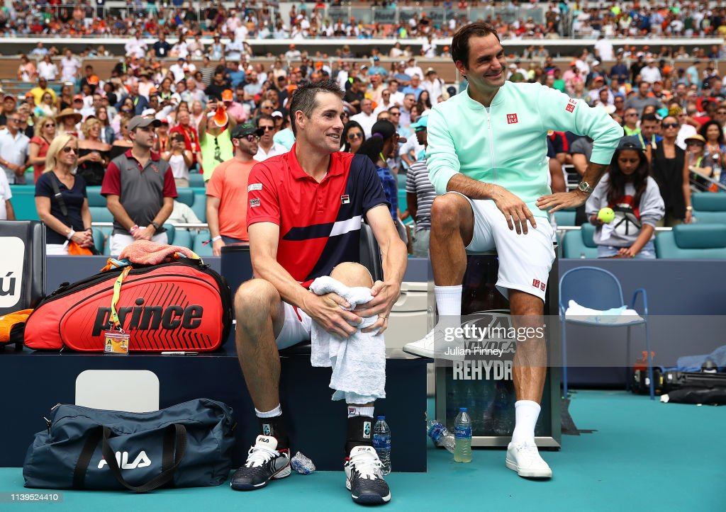 Miami Open 2019 - Day 14 : News Photo