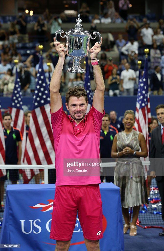 2016 US Open : News Photo