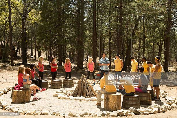 CAMP Winner Takes All Episode 108 Pictured Erin Cosgrove Meaghan Cooper Isis McKenzie Brooke Magnum Michelle Schexyander Rachel Spalding Lauren Von...