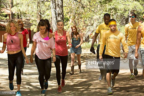 CAMP Winner Takes All Episode 108 Pictured Rachel Spalding Melinda Gross Michelle Schexyander Isis McKenzie Brooke Magnum Erin Cosgrove Chris Grant...