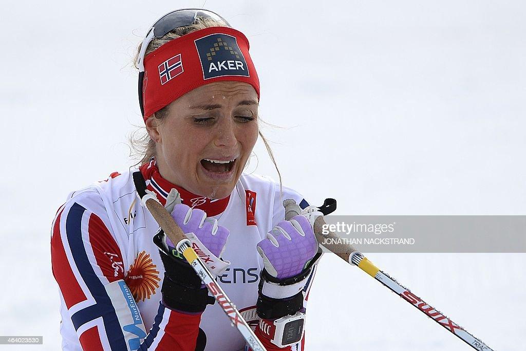 SKI-NORDIC-WORLD-WOMEN : News Photo