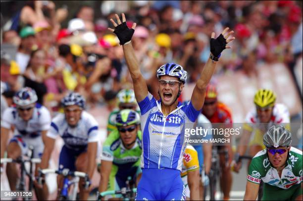 Winner Tom Boonen