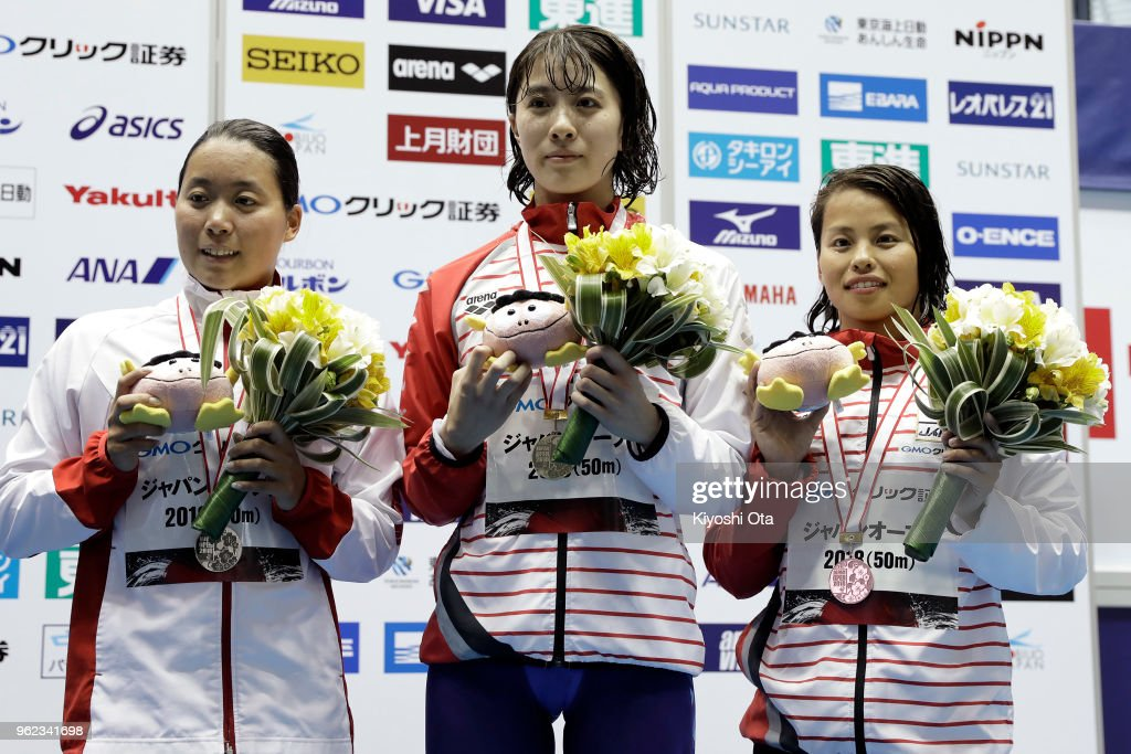 Swimming Japan Open - Day 2