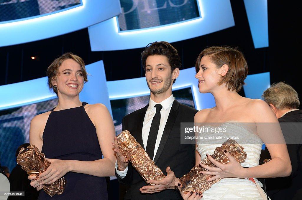 France - Ceremony - Cesar Film Awards 2015 At Theatre du Chatelet : Photo d'actualité