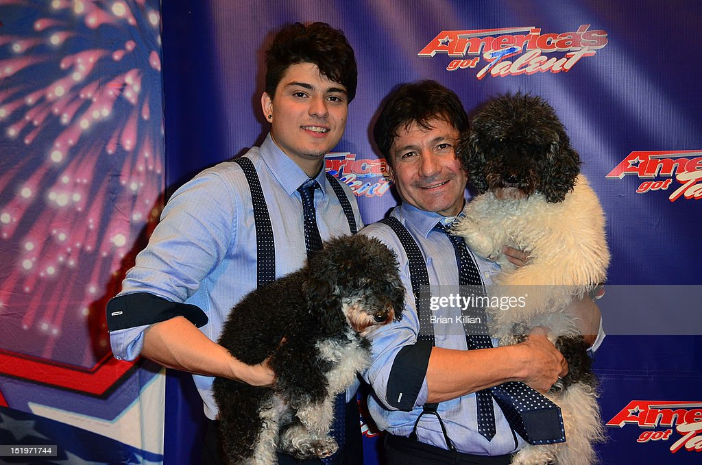 """America's Got Talent"" Live Show Red Carpet : News Photo"