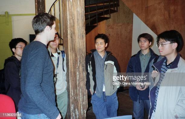 Winners of the 2002 BSPU/SCMP Web Challenge speak to Tim O'Neill director of web design and management company Reactive Media in Melbourne
