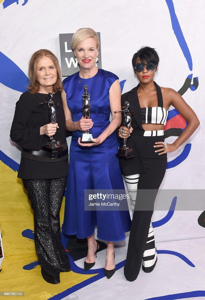 2017 CFDA Fashion Awards - Winners Walk : ニュース写真