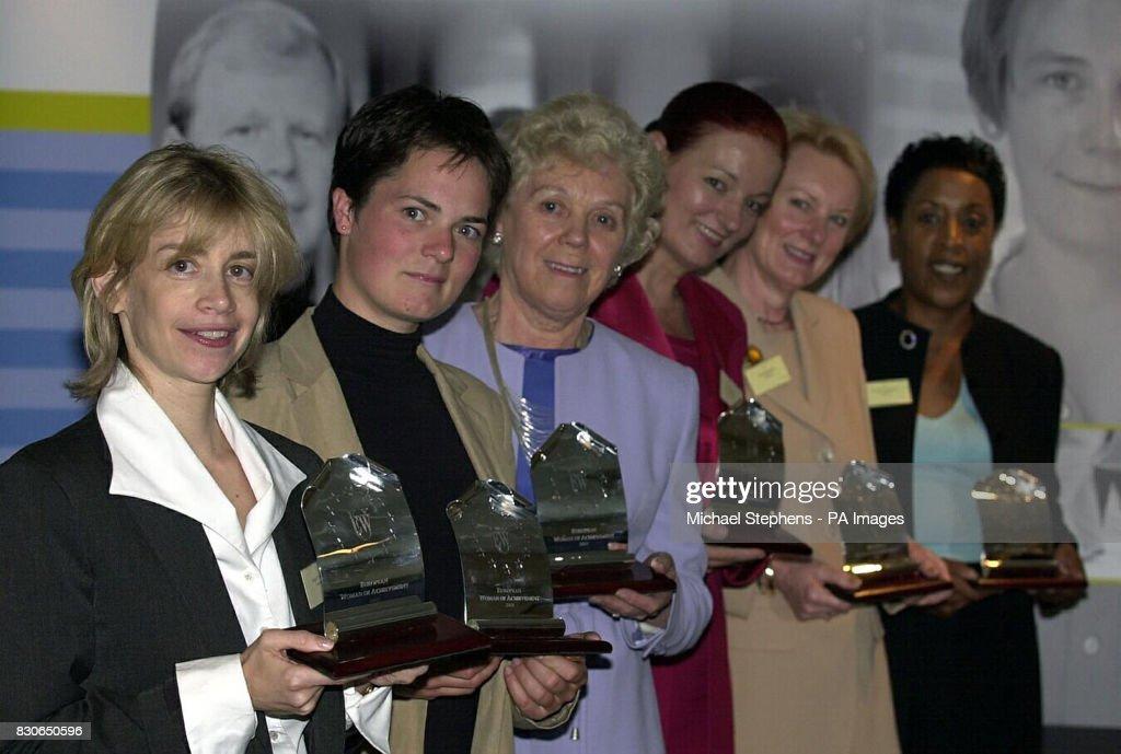 Women of Achievement Awards : News Photo