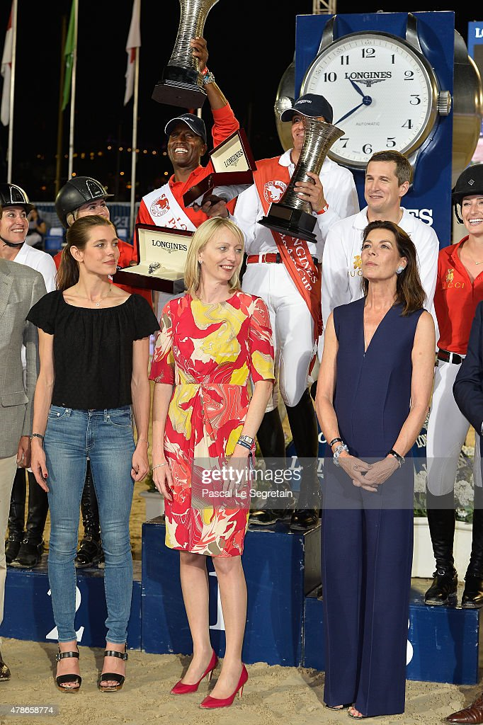 10th International Monte-Carlo Jumping - Longines Global Champions Tour of Monaco Day Two : News Photo
