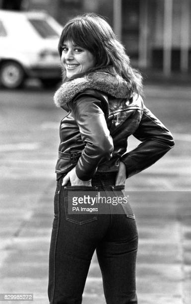 OF 'SECOND IMAGE' JEANS THE COMPANY TODAY AWARDED HER THE REAR OF THE YEAR TITLE PREVIOUS WINNERS HAVE BEEN BARBARA WINDSOR AND FELICITY KENDAL...