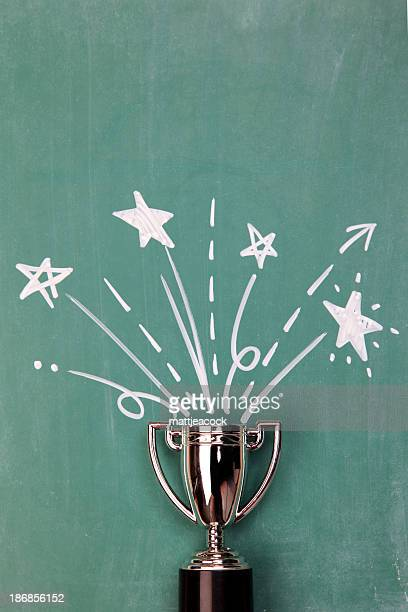 winners trophy - award stock pictures, royalty-free photos & images