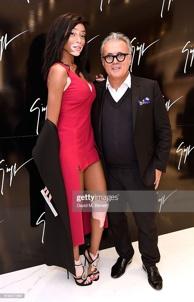 Giuseppe Zanotti London Flagship Store Launch