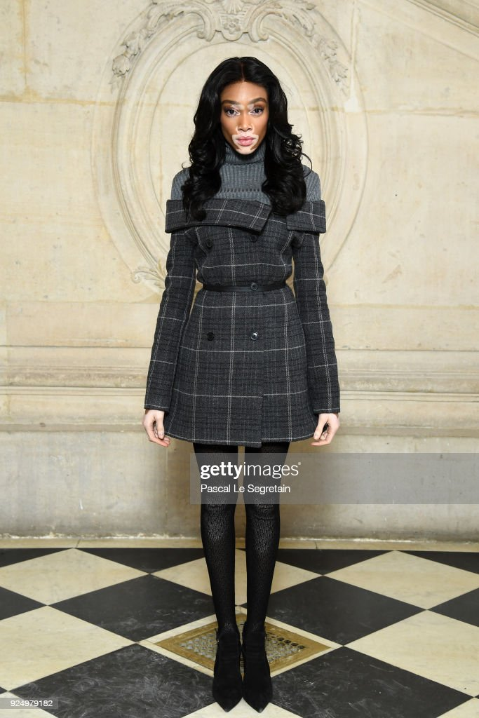 Christian Dior : Photocall - Paris Fashion Week Womenswear Fall/Winter 2018/2019