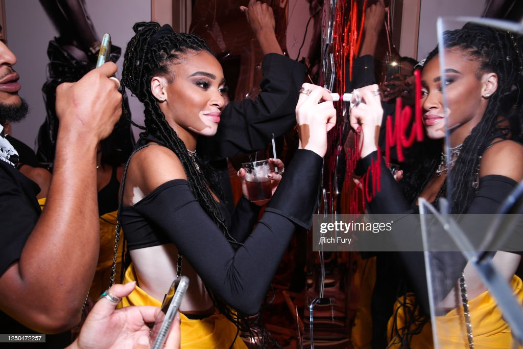 "Teyana Taylor ""The Album"" Listening Party : News Photo"