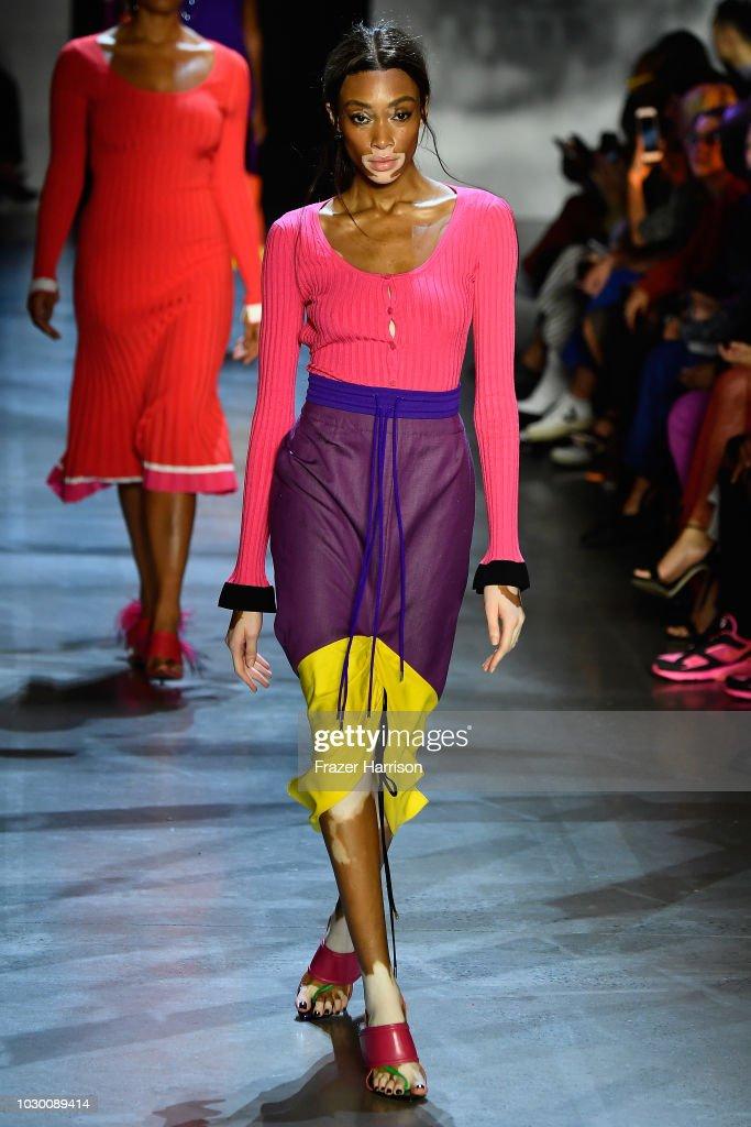Prabal Gurung - Runway - September 2018 - New York Fashion Week: The Shows : ニュース写真