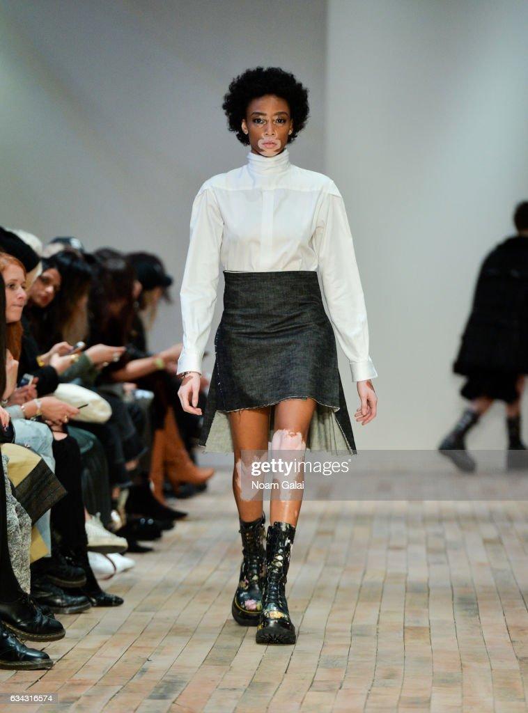 R13 - Runway - February 2017 - New York Fashion Week : News Photo