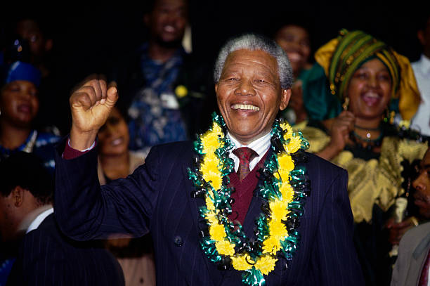 UNS: 7th July 1991 - Nelson Mandela Becomes President of ANC
